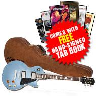 Joe Bonamassa 2014 Ltd. Ed. Signature Les Paul® Standard Pelham Blue Epiphone Guitar.
