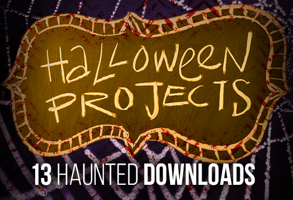 Halloween PDFs