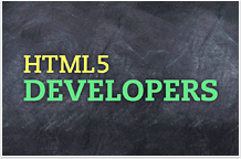 HTML 5 and Flash Developer