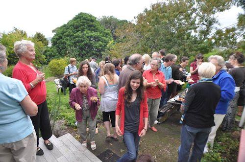 Garden group 2009