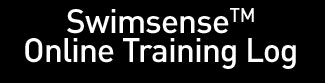 Swimsense Online Training Log