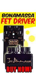 Joe Bonamassa Fet Driver. Buy now!