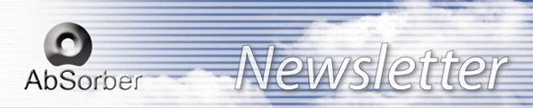 AbSorber - Newsletter