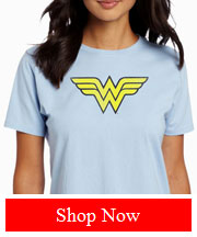 Tribut Apparel - WONDER WOMAN - LOGO (WOMEN)