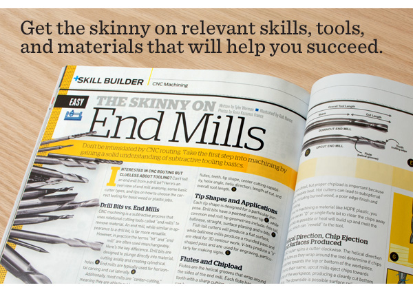 Relevant skills, tools, and materials